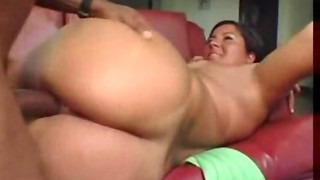 Curvaceous Latin with meaty culo wants hard-on