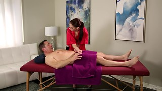 Anna De Ville is an fashionable damsel in need of a engorged manstick