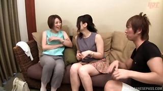 2 of the most outstanding Tokyo models getting a fourway approach