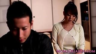 Mature Chinese Hitomi Tanaka funbag poke