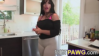 Entire Lotta Culo with Meaty Backside Latina BestPawg.com
