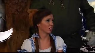 The Wizard of Oz Total Porno Parody Vid thisisntporn.com