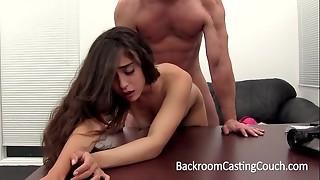 Nymphomaniac Stripper Likes Rectal Fucky-fucky