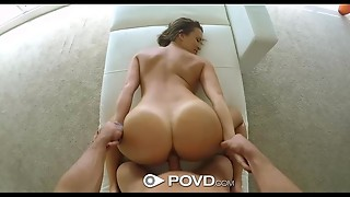 POVD - Super-fucking-hot Lily Enjoy super hot is plumbed in Point of view