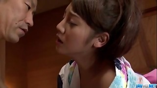 Rei Mizuna chinese wifey plumbed in indeed super hot manners