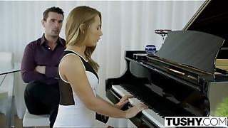 TUSHY Disciplined Teenager Carter Cruise Gets Sodomized!