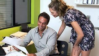 Office Seductions 04, Episode 04