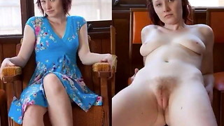 Clothed Unclothed Wooly Cougars