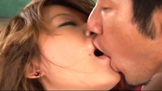 Cougar in warms Hitomi Mano wiggling youthful - More at hotajp.com