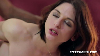 Private.com - Rachel Adjani Ass to mouth & Ass-fuck With Ample Dark-hued Cock!