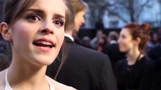 Emma Watson at Noah London Premiere