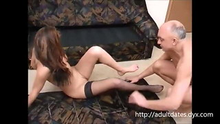Senior boy ravages Russian gal 2 (name her ???)