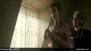 Cara Delevingne, Karla Crome & Maeve Dermody naked & crazy bang-out