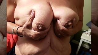 Massive globes and immense tummy