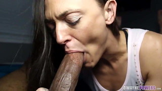 Suck off Olivia Hornier Big black cock Coochie Opened up