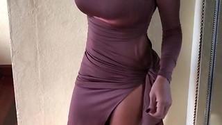 Shanika Hernendez Micro-skirt Twerk