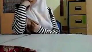 Hijab public funbag have fun