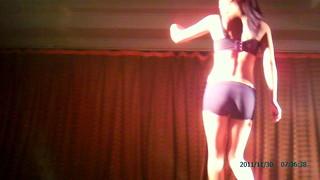 Asian dame dance