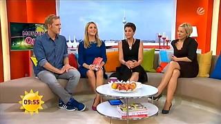 Madeleine Wehle + Alina Merkau - Geile Spermaschlampen