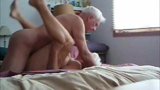 spectacular aged grandparents