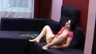 Jack on Couch Nude Spycam