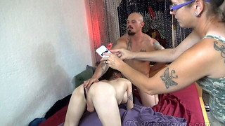 Cheating Wifey Records Husband with She-male Escort