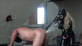 Rubber Excesses with Wine Clyster (Preview)