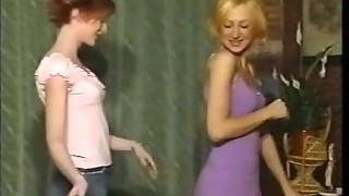 Lisa and Nicola
