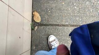 Spunk in public 1