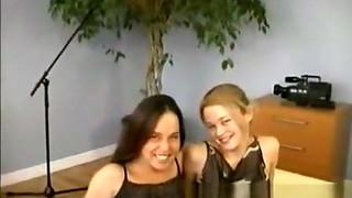Christine Youthfull and Tania Kaye