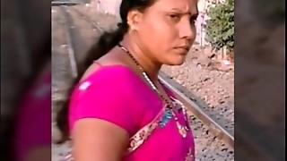 Desi Aunty Meaty Gand - I smashed deeply