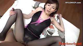 Thin Blwojob Stocking Fellatio Nylon Hook-up Free Porno 59-Pantyhose4u.net