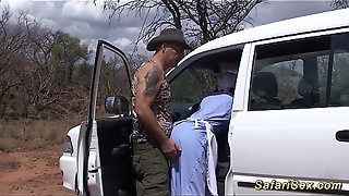 real african safari hookup tour