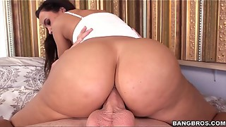 Lisa Ann Anal invasion Joy on BangBros.com
