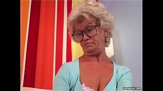 Grannie Effie gets screwed