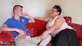 AgedLove Big mature Babe hard-core with Sam Bourne
