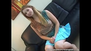 sunny lane very first pummeled