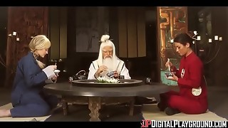 DigitalPlayGround - Kill Bill a Gonzo Parody scene3