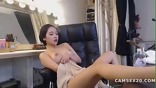 Korean damsel web cam showcase 03 - Watch more at camsex20.com