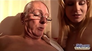 Senior Youthful Pornography Granddad loves to tear up youthful nymphs and eat coochies