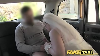 Faux Cab bride to be runs away from her wedding