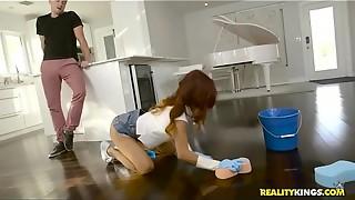 Nude Cleaning Jade Jantzen Kyle Mason