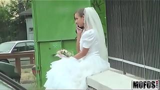 Rejected Bride Plumbs Stranger flick starring Amirah Adara - Mofos.com