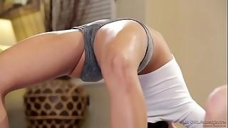 Splattering lesbos - Adriana Chechik, Megan Rain