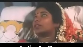 Mallu vid hubby undressing her fresh wifey saree leisurely unveiling her mammories (new)