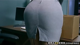 Brazzers - Gigantic Orbs at Work -  The Fresh Gal Part  gig starring Lauren Phillips and Johnny Sins