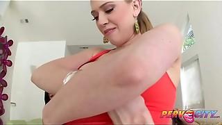 PervCity 3 Mega-slut Wish Blowage with Cumswapping