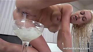 Wetandpissy - Lena Enjoy Comes back