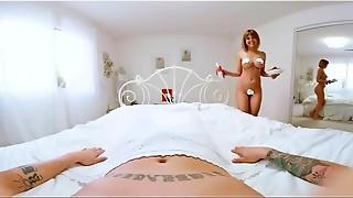 VRBangers.com Dillion Harper porked and creampied