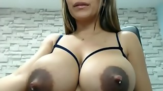 Web cam Lady Shoots Milk Out Of Her Unbelievable Titties! PART 1- Observe More at bestsexycamgirls.com